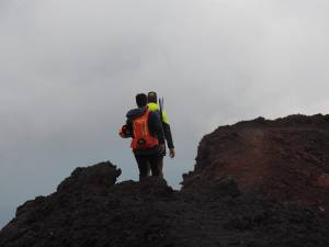 Craterès Sommitaux Etna Sud - Volcano Discovery