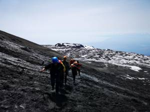Summit Craters - Etna Sud