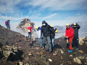 EXCURSION SUMMIT CRATERS OF ETNA SOUTH 16/10/2020