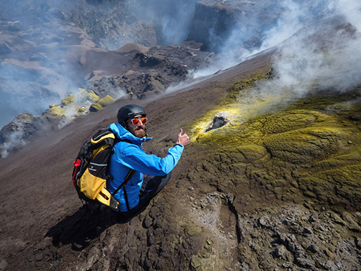 Biagio guide etna nords